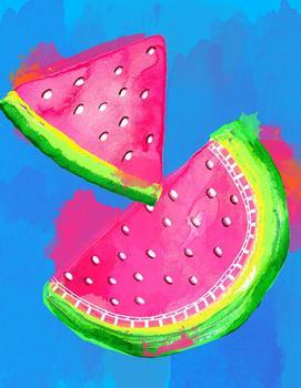 bold watermelon