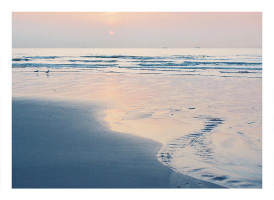 art prints - The Sorbet Tide by Eva Marion