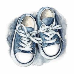 Baby Steps - Blue