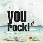 You Rock! by Carlita Brown Christian
