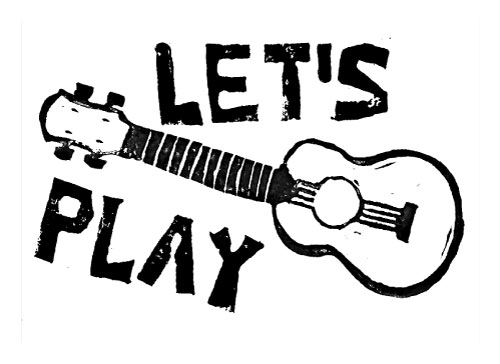art prints - Lets Play by Jennifer Matlock