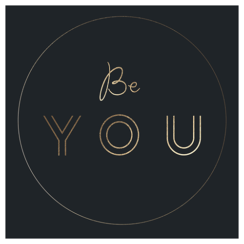 art prints - Be You by Ashton Rynearson