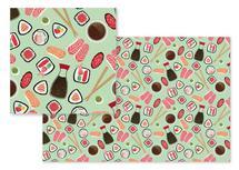 Sushi is my Soymate by Stephani Mrozinski