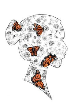 Butterflies on the Brain