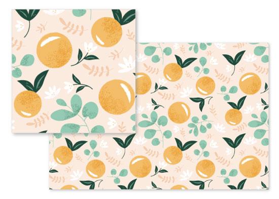fabric - Floridian Floral by Stephani Mrozinski