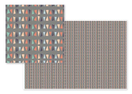 fabric - Spinnaker by Orange Poppy Designs