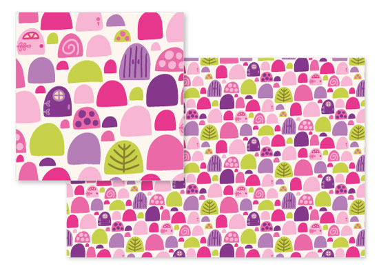 fabric - Fairyland by Mandy Porta