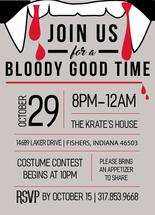 Bloody Good Time by Kendal Leffler