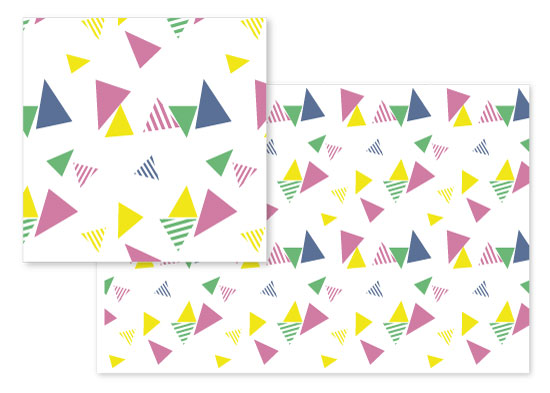 fabric - Counting Triangles by May Leong