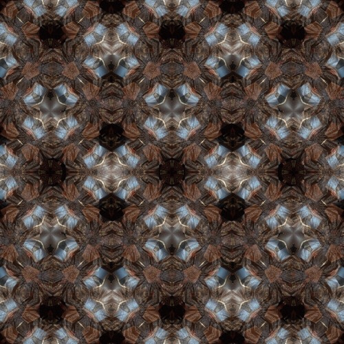 fabric - brown sugar and a tiny bit of blue by Zhea Zarecor