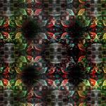green black red shake by Zhea Zarecor