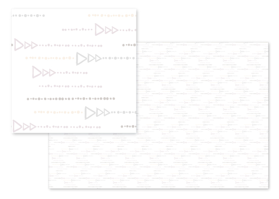 fabric - Little arrows and dots  (trifecta 4) by Rosana Laiz · Blursbyai