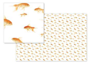 floating fishy