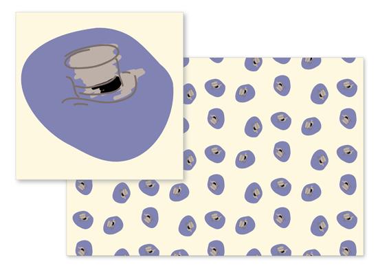 fabric - Dr. Jekyll & Mr. Hyde by CJ Nye