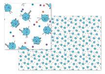 Doodle Dot Cats by Katie Tandlmayer