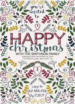 Whimsical Christmas Time
