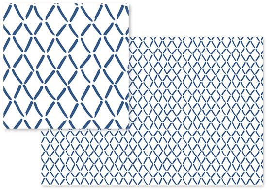 fabric - Diamond lines by Chi Hey Lee