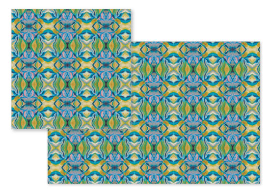 fabric - My Magnolia by Abby Reid