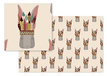 Navajo Hare by Katarina Berg