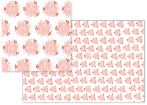 fabric - Penny Rabbit by Bronwyn Brown