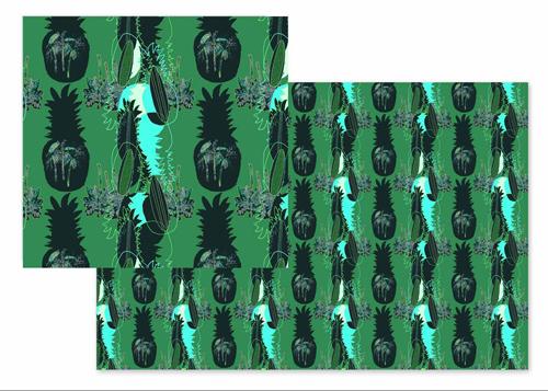 fabric - Aloha Vibes by Hopie Marie