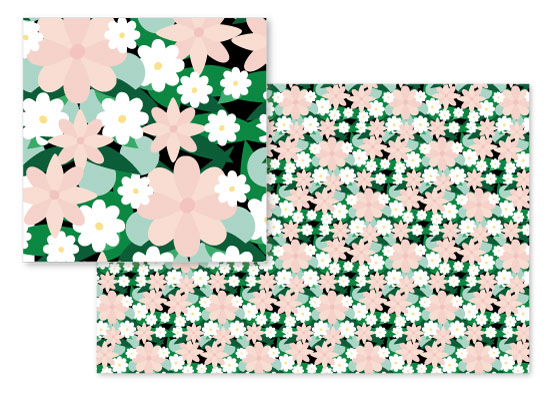 fabric - Spring Floral by Oh So Smitten