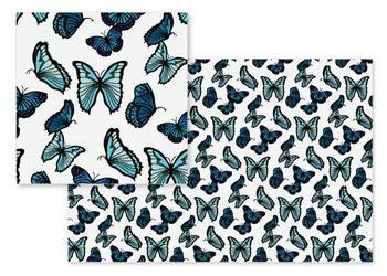 Blue Butterfly Garden