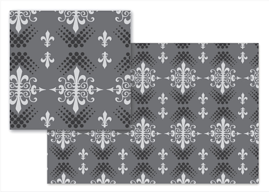 fabric - Decorative Grays by Cindy Taylor