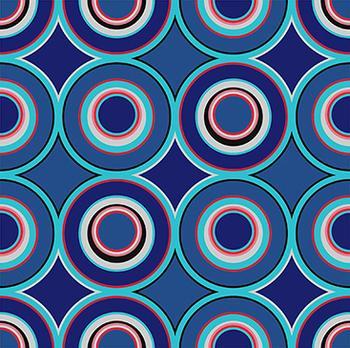 Mod Blue