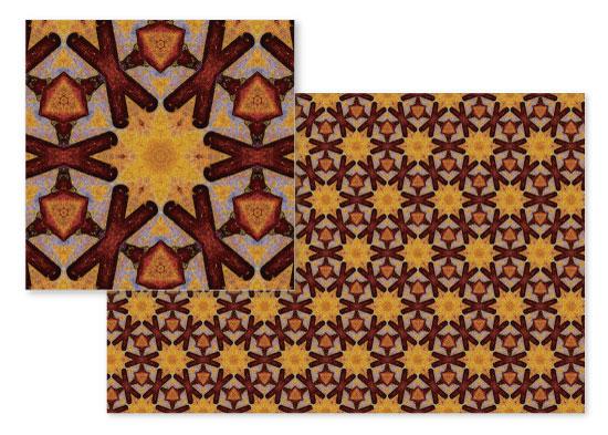 fabric - Hexstarex by OlafOriginals