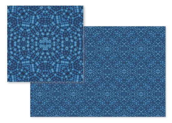 fabric - Ribbon Plaid by OlafOriginals