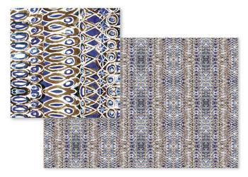 Indigo Zigzag 3