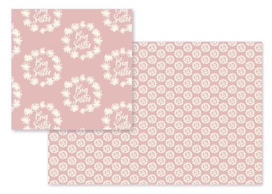 fabric - Big Sister by Kissyfish