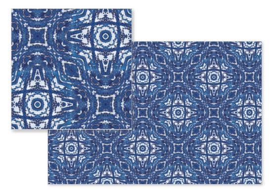 fabric - Winter Tic by OlafOriginals
