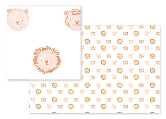 fabric - Oh My! by Oscar & Emma