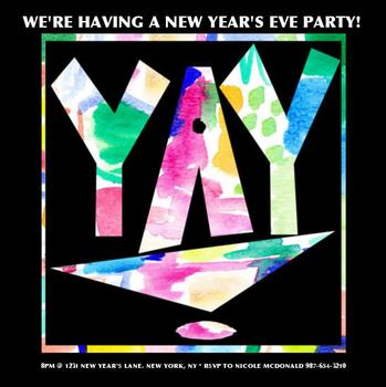 YAY, A NYE PARTY!