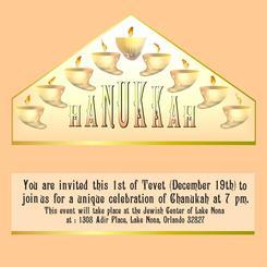 Eight day of Hanukkah