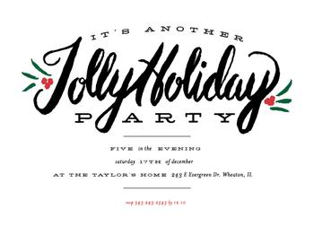 Jolly Holiday Party