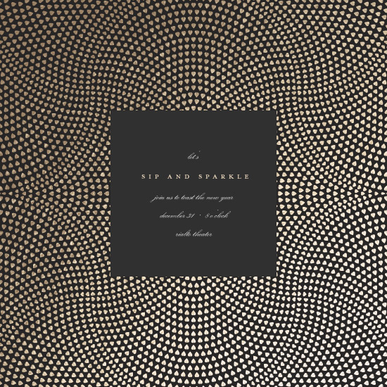 party invitations - Gleam by kelli hall