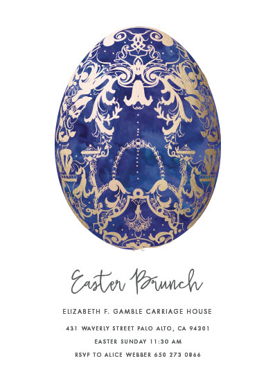 party invitations - Fab Egg by Cassandra Imagines