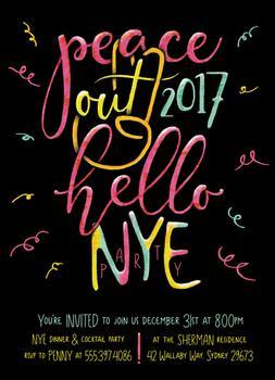 Hello NYE Party
