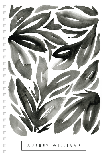 - bold leaves by Kate Ahn