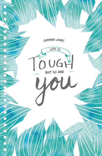 - Life is Tough by Harmony Cornwell