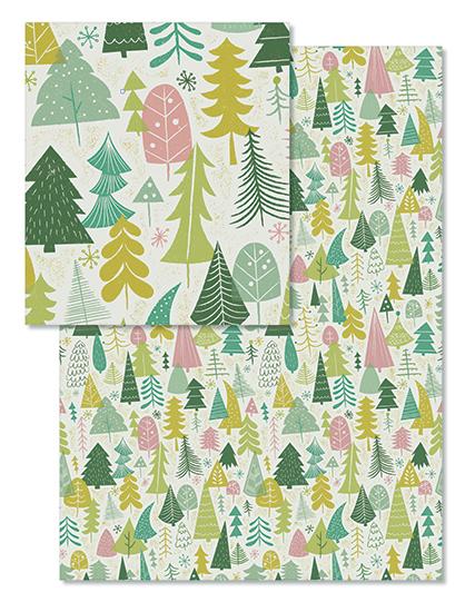 - Festive Forest by Kiersten Garner