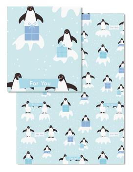 Presents from Penguins