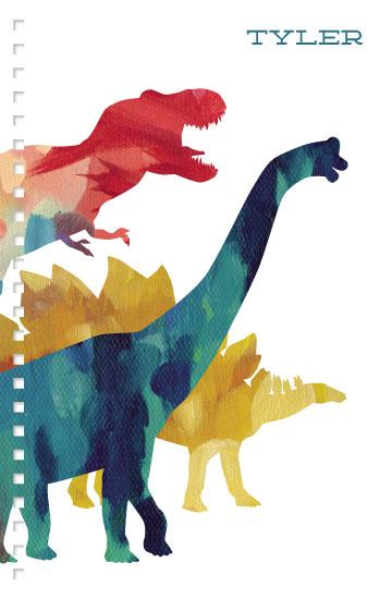 - Dinosaur Stomp by Holly Whitcomb