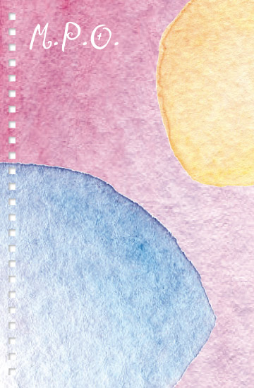 - Abstract Watercolors by Amy Solaro