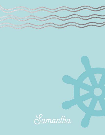 - Nautical Notes by Tresa Meyer-Clark