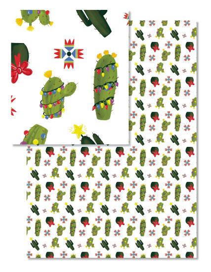 - Christmas Cactus by Juliana Nahas