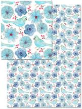 My blue birds by julia grifol designs